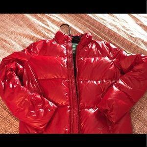 Ralph Lauren bubble coat
